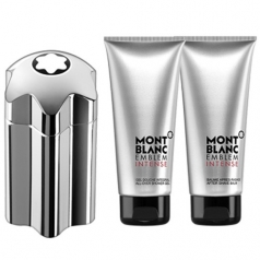 Emblem Intense 100ml eau de toilette + 100ml showergel + 100ml aftershave