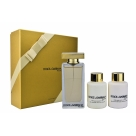 The one 100ml eau de toilette + 100ml showergel + 100ml bodylotion