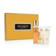 White Diamonds 100ml eau de toilette + 10ml eau de toilette + 100ml showergel + 100ml bodyltion