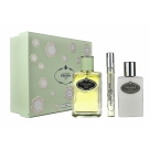Infusion D'Iris 100ml eau de parfum + 100ml bodylotion + 10ml eau de parfum Roll on