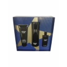 Code men 75ml eau de toilette + 15ml eau de toilette + 75ml showergel