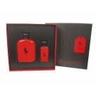Polo Red 125ml eau de toilette + 30ml eau de toilette