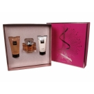 Tresor 50ml eau de parfum + 50ml bodylotion + 50ml showergel