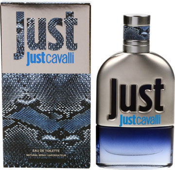 Image of Roberto Cavalli - Just Cavalli Just Him Eau De Toilette - 30 ml