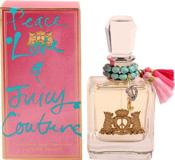 Juicy Couture Peace Love & Juicy Couture Eau de Parfum Spray 100 ml