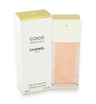 Chanel Coco Mademoiselle Eau De Toilette Vrouw 100ml