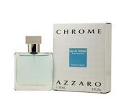 Azzaro Chrome Eau De Toilette Spray Man 100ml
