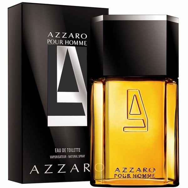 Azzaro Homme Eau De Toilette Spray 30ml