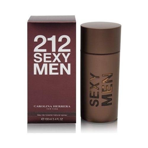 Carolina Herrera 212 Sexy Men Eau de Toilette (EdT) 100 ml