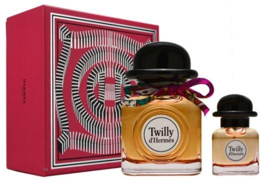 Hermes Twilly 85ml Eau De Parfum + 12.5ml Eau De Parfum Eau De Parfum Giftset