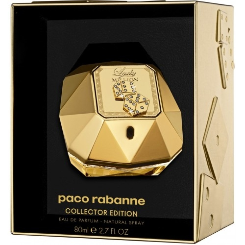 Paco Rabanne Lady Million Collectors Edition Monopoly Eau De Parfum 80 ml