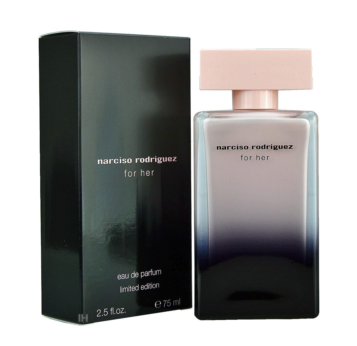 Narciso Rodriguez For Her Limited Edition Eau De Parfum 75 ml