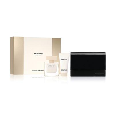 Narciso Rodriguez Narciso 50ml Eau De Parfum + 50ml Bodylotion Eau De Parfum Giftset