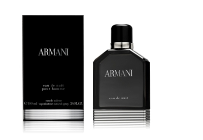 Armani De Nuit Eau de Toilette Spray 100 ml