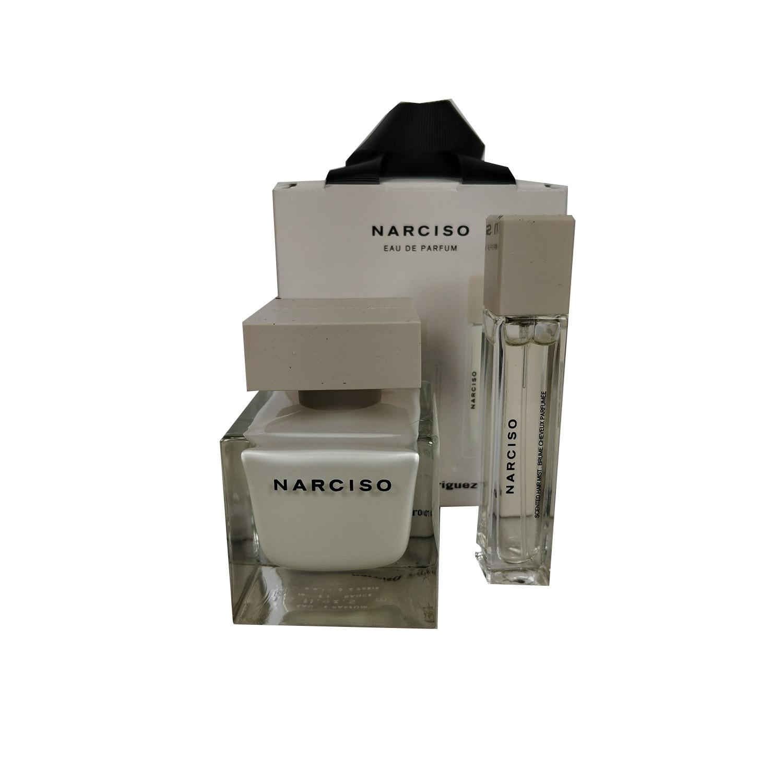 Narciso Rodriguez Narciso 50ml Eau De Parfum + 10ml Hair Mist Eau De Parfum Giftset